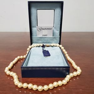 Misaki string of pearls